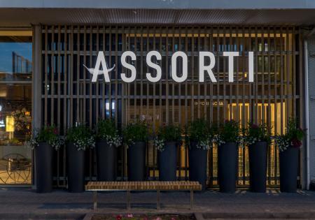 Parduotuvė Assorti