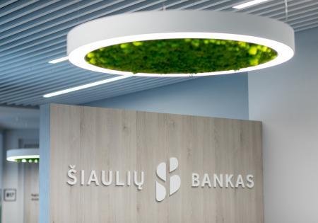 Šiaulių bankas Kaune