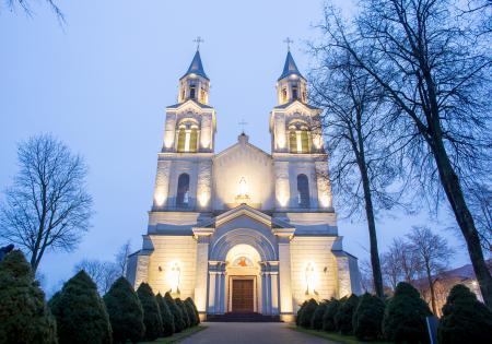 Кафедральный собор Вилкавишкис