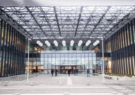 Shopping mall MEGA
