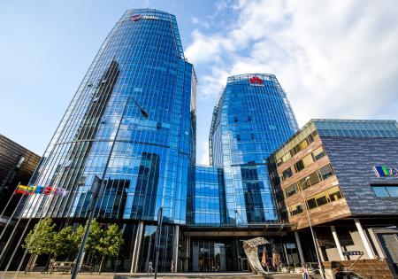 Huawei centrinis biuras Lietuvoje