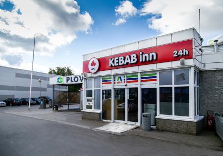 Greito maisto kavinė Vilniuje KEBAB inn