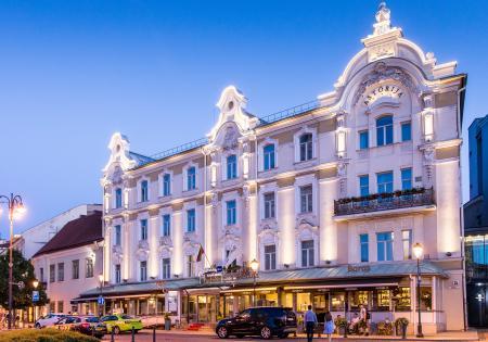 Viešbutis Radisson Blu Astorija Vilniuje