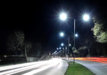Jūrmala- ielu apgaismojums