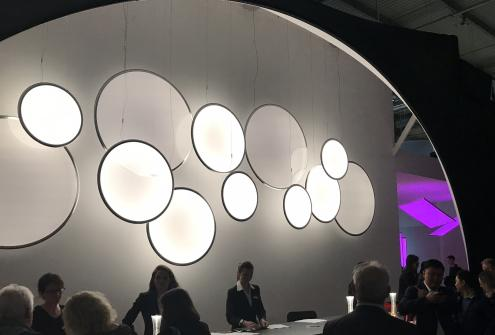 "KORGAS IN THE INTERNATIONAL LIGHTING EXHIBITION ""EUROLUCE 2019"""