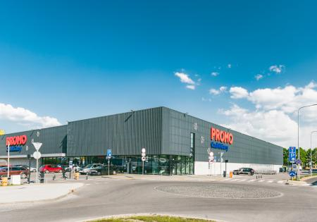 """""""PROMO Cash&Carry"""" in Kaunas and Alytus, Lithuania"""